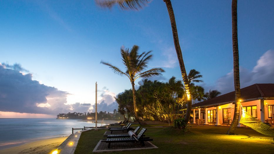 Take a look inside the Surf Villa, Sri Lanka